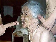 ældre kvinder får pik cougar anal